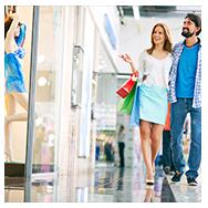 Проработка маршрутов перемещения покупателей в торговом зале