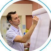 Герасимов Александр, Руководитель региона МСК, бизнес-тренер