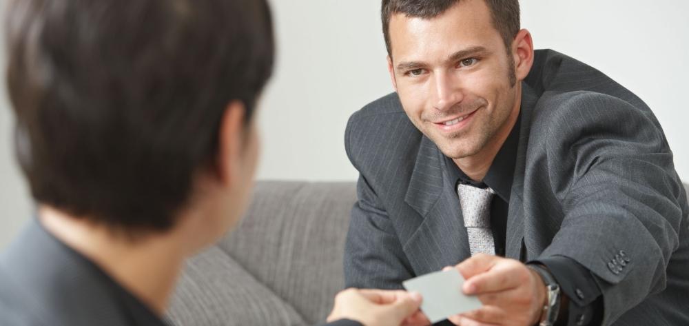 Первый контакт с клиентом