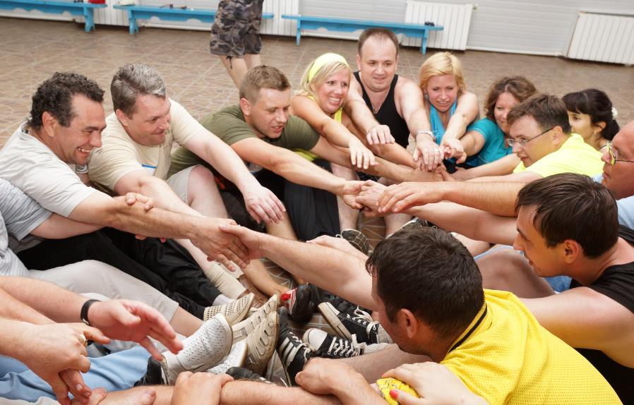 тренинг на сплочение коллектива