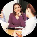 Критерии точности оценки при подборе кандидатов