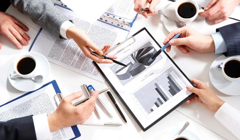 анализ системы управления компании